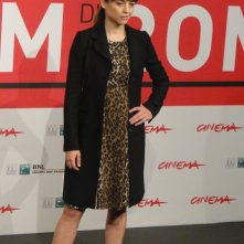 Another Me: uno scatto di Leonor Watling al photocall del festival di Roma 2013