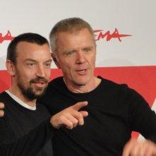 Roma 2013: Alberto Fasulo e Branko Zavrsan al photocall del film Tir
