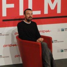 Roma 2013: Alberto Fasulo posa al photocall del film Tir
