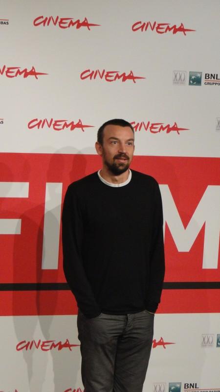Roma 2013 Il Regista Alberto Fasulo Al Photocall Del Film Tir 292221