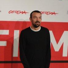 Roma 2013: il regista Alberto Fasulo al photocall del film Tir