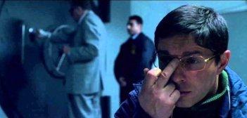 Take Five: Carmine Paternoster in una scena del film