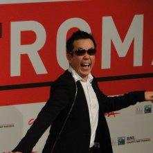 The Mole Song - Undercover Agent Reiji: Il fumettista Noboru Takahashi scherza al Festival di Roma 2013
