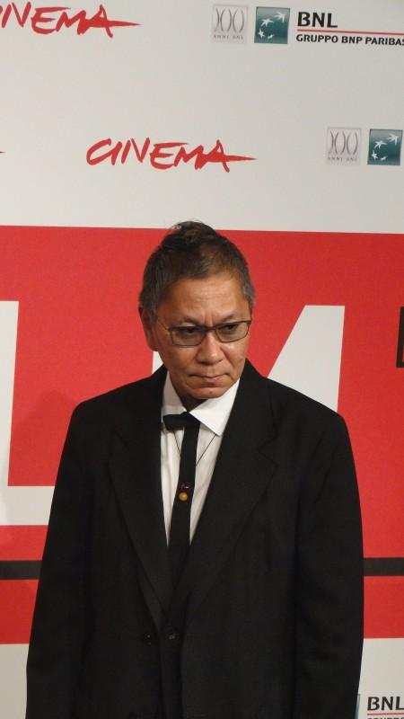 The Mole Song Undercover Agent Reiji Il Regista Takashi Miike Posa Al Festival Di Roma 2013 292202