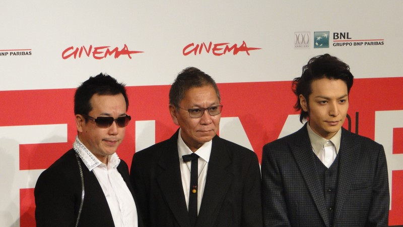 The Mole Song Undercover Agent Reiji Takashi Miike Con Toma Ikuta Ed Il Fumettista Noboru Takahashi  292216
