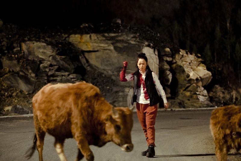 A Touch Of Sin La Protagonista Zhao Tao In Una Scena 292352