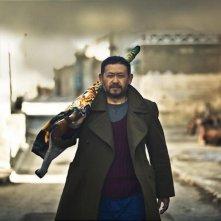 A Touch of Sin: Wu Jiang in una scena tratta dal film