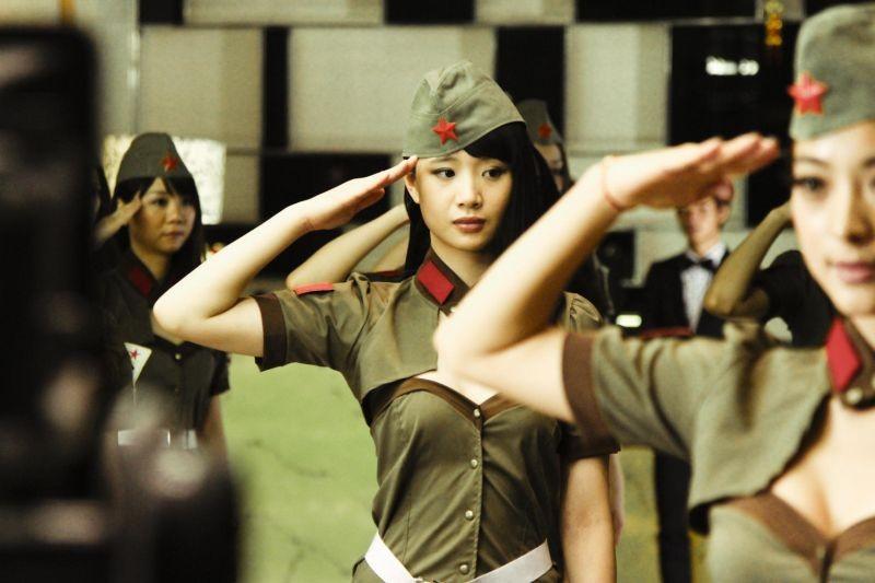 A Touch Of Sin Zhao Tao In Una Scena Tratta Dal Film 292353