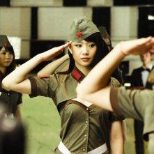A Touch of Sin: Zhao Tao in una scena tratta dal film