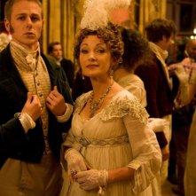 Austenland: Jane Seymour e Richard Reid in una scena del film