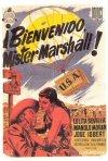 Benvenuto Mr. Marshall!: la locandina del film