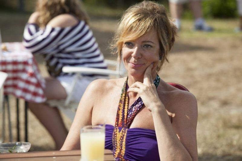 C Era Una Volta Un Estate Allison Janney In Una Scena Del Film 292452