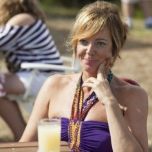 C'era una volta un'estate: Allison Janney in una scena del film