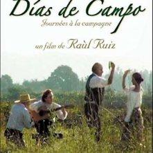 Dias de campo: la locandina del film