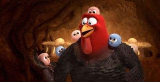 Free Birds: una divertente immagine tratta dal film d'animazione