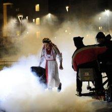Italy Amore Mio: una foto dal set del film