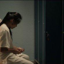 La plaga: Rosemarie Abella in una scena