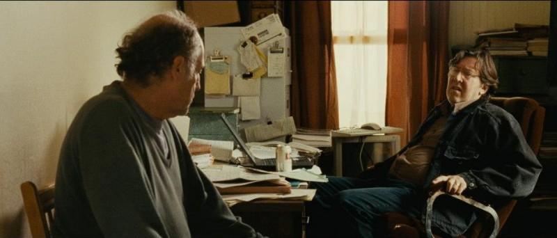 Le Demantelement Gabriel Arcand In Una Scena Del Film Con Gilles Renaud 292580