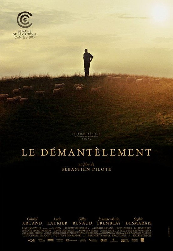 Le Demantelement La Locandina Di Cannes Del Film 292554