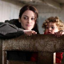 Le démantèlement: Lucie Laurier in una scena del film