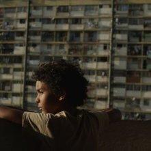 Pelo Malo: Samuel Lange in una scena