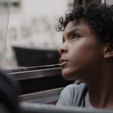 Pelo Malo: Samuel Lange in una scena tratta dal film