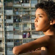 Pelo Malo: Samuel Lange in un'immagine tratta dal film