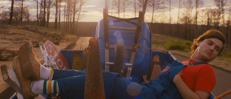 Prince Avalanche Emile Hirsch In Una Scena Del Film 292426