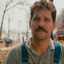 Prince Avalanche: Paul Rudd in una scena del film