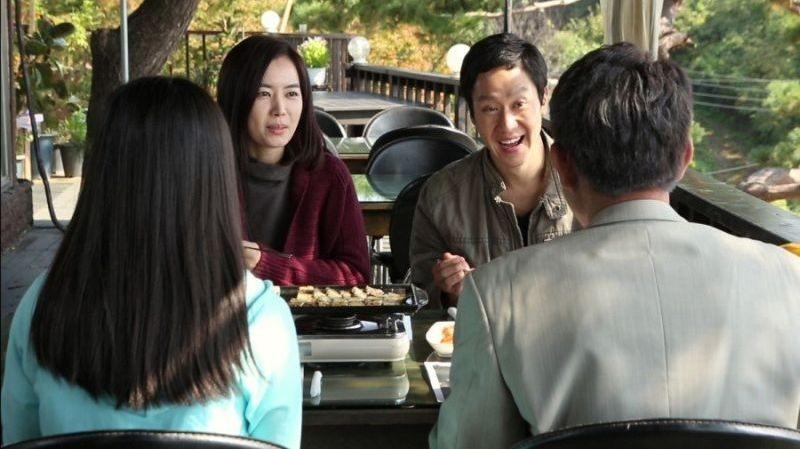 Red Family Kim Yumi E Jung Woo In Una Scena 292491