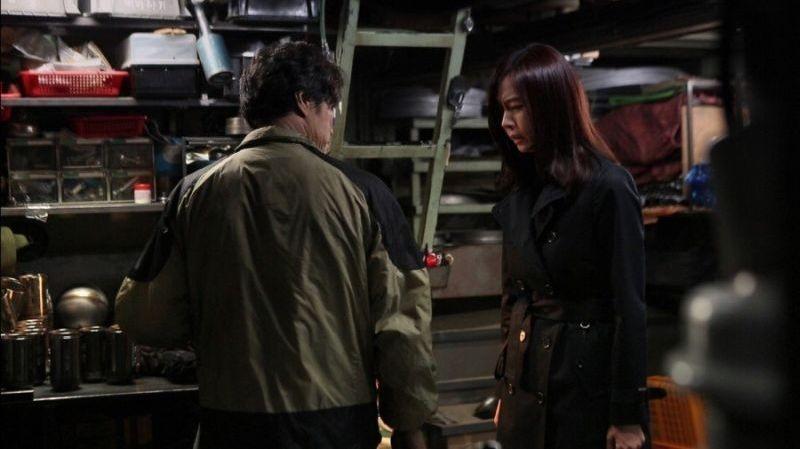 Red Family Kim Yumi In Una Scena Tratta Dal Film Prodotto Da Kim Ki Duk 292495