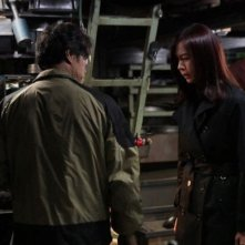 Red Family: Kim Yumi in una scena tratta dal film prodotto da Kim ki-duk