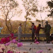 Red Family: una scena di gruppo tratta dal film