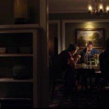 Scott Bakula, Marin Hinkle, Justin Deeley e Cameron Deane Stewart in una scena di Geography Club
