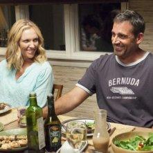 Steve Carell e Toni Collette nei panni di Trent e Pam in una scena di C'era una volta un'estate