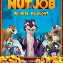 The Nut Job: nuovo poster USA