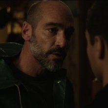 Vandal: Jean-Marc Barr in una scena del film