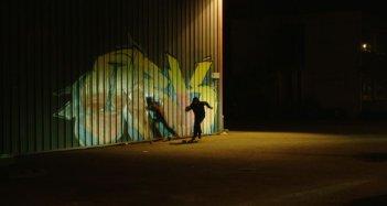 Vandal: una scena tratta dal film