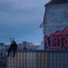 Vandal: Zinedine Benchenine in una scena