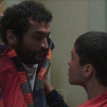 Vandal: Zinedine Benchenine in una scena con Ramzy Bedia