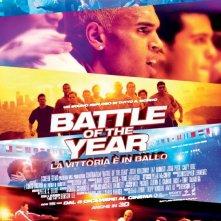 Battle of the Year - La vittoria è in ballo: la locandina italiana del film