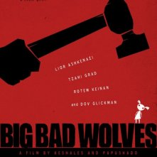 Big Bad Wolves: la locandina del film