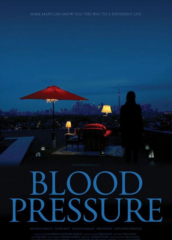 Blood Pressure Il Poster Del Film 292672