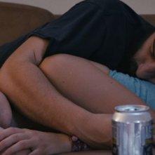 Drinking Buddies: Olivia Wilde con Jake Johnson in una scena del film