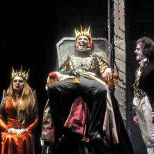 Essere Riccardo.. e gli altri: Alessandro Gassman in una scena