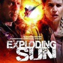 Exploding Sun: la locandina del film