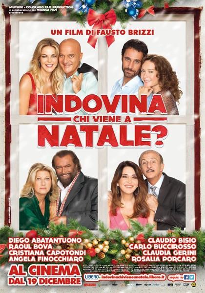 Indovina Chi Viene A Natale La Locandina Del Film 292721