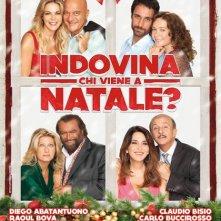 Indovina chi viene a Natale?: la locandina del film