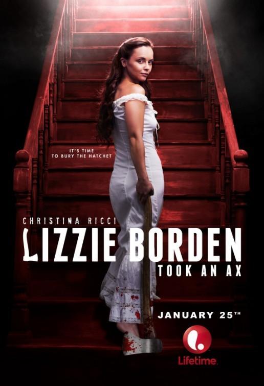 Lizzie Borden La Locandina Del Film 292666