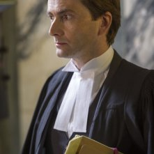 The Escape Artist: David Tennant nella miniserie
